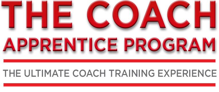 THE COACH APPRENTICE PROGRAM